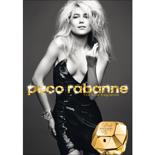 Paco Rabanne Lady Million 50ml eau de parfum spray