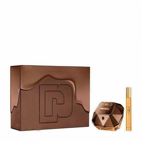 Paco Rabanne Lady Million Privé Set 80ml eau de parfum spray + 10ml edp