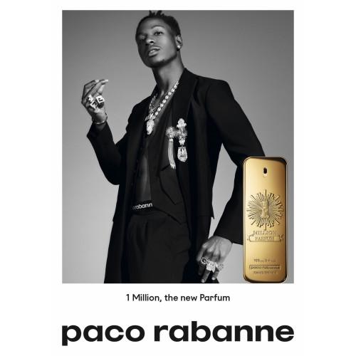 Paco Rabanne 1 million Men 200ml parfum spray