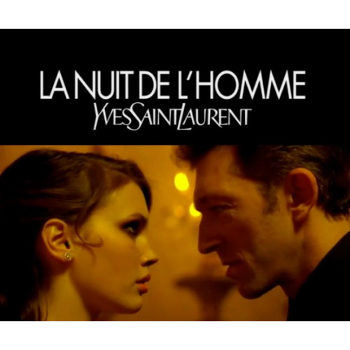 YSL Yves Saint Laurent La Nuit de l'Homme 100ml eau de toilette spray