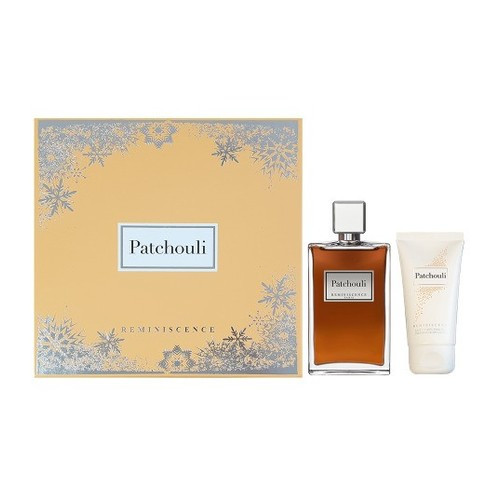 Reminiscence Patchouli Set 50ml eau de toilette spray + 75ml Bodylotion