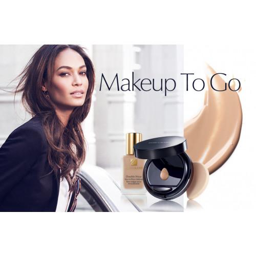 Estee Lauder Double Wear Makeup To Go Liquid Foundation Compact - 1N2 Ecru