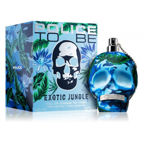 Police To Be Exotic Jungle 125ml eau de toilette spray