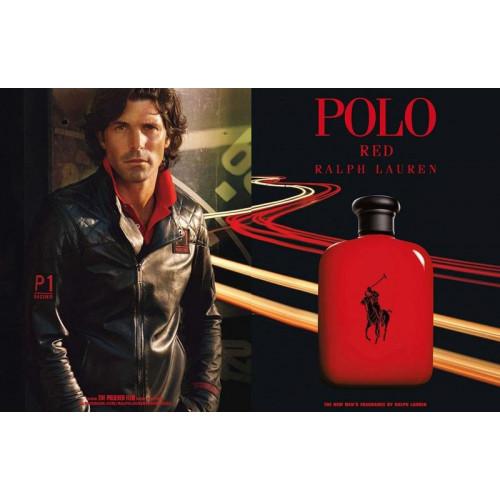 Ralph Lauren Polo Red 125ml eau de toilette spray