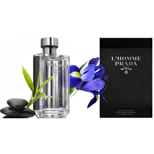 Prada L'Homme 100ml eau de toilette spray