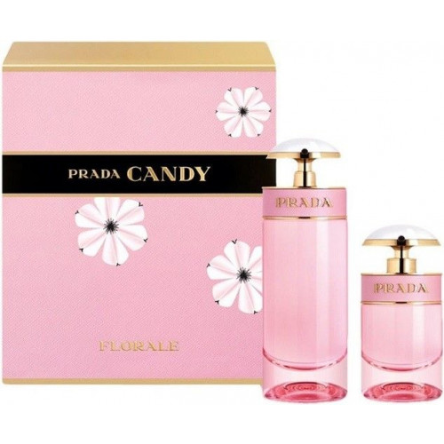 Prada Candy Florale set 80ml eau de toilette spray + 30ml eau de toilette