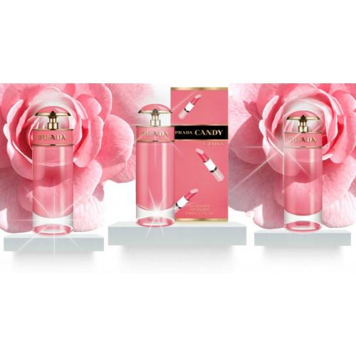 Prada Candy Gloss 80ml eau de toilette spray