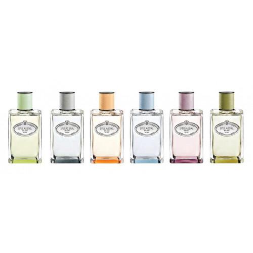 Prada Infusion de Rose 100 ml eau de parfum spray + 10 ml eau de parfum roll on + 50 ml hand cream