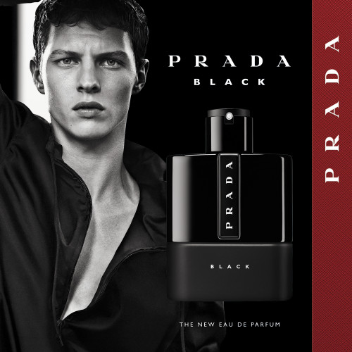 Prada Luna Rossa Black 100ml eau de parfum spray