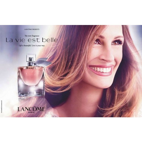 Lancôme La Vie est Belle Set  50ml Eau de Parfum Spray + 50ml Showergel + 50ml Bodylotion