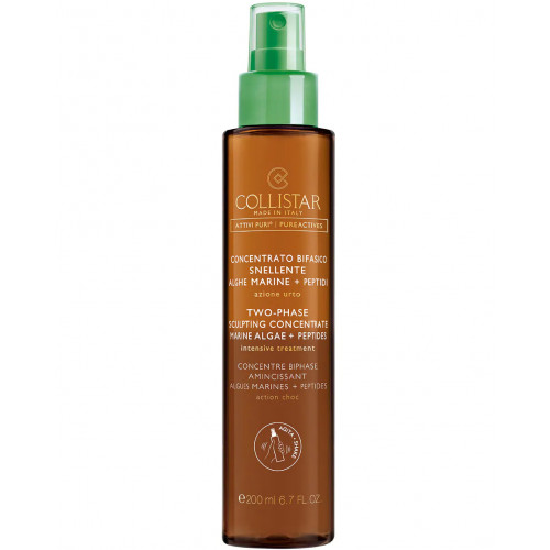 Collistar Two-Phase Sculpting Concentrate Marine Algae + Peptides Bodyspray 200ml