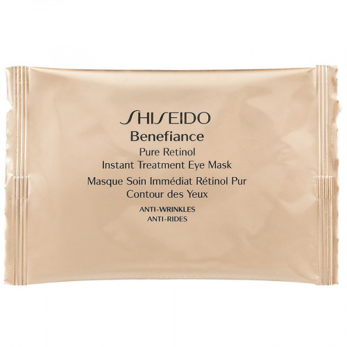 Shiseido Benefiance WrinkleResist24  Pure Retinol Instant Treatment Eye Mask 12X