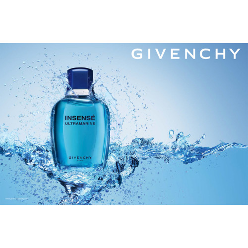 Givenchy Insense Ultramarine 100ml eau de toilette spray