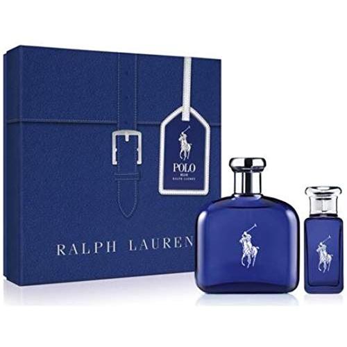 Ralph Lauren Polo Blue Set 125ml eau de toilette spray + 30ml edt