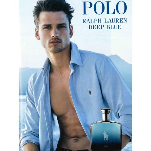 Ralph Lauren Polo Deep Blue 75ml eau de parfum spray