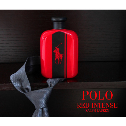 Ralph Lauren Polo Red Intense 125ml eau de parfum spray