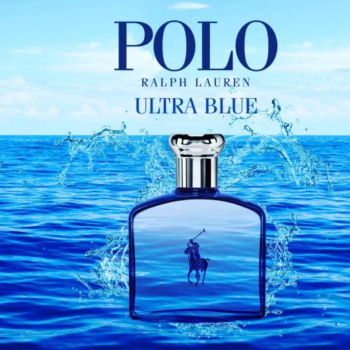 Ralph Lauren Polo Ultra Blue 125ml eau de toilette spray