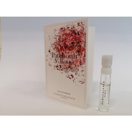 Reminiscence Patchouli N'Roses eau de parfum Sample 1,8ml