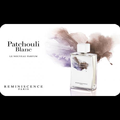 Reminiscence Patchouli Blanc 100ml eau de parfum spray