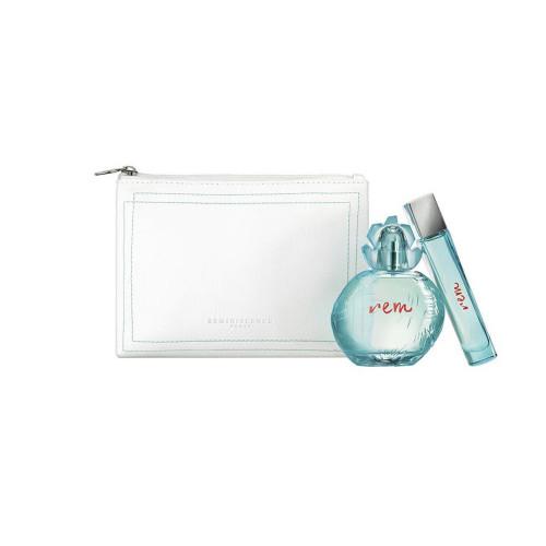 Reminiscence Rem set 100ml eau de toilette spray + 20ml tasspray + tasje