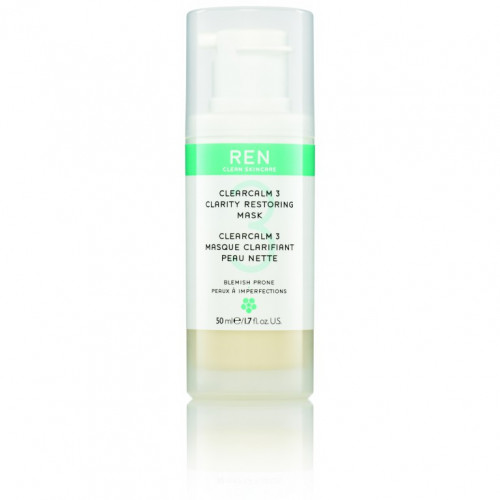 REN Clearcalm 3 - Clarifying Restoring Mask 50ml