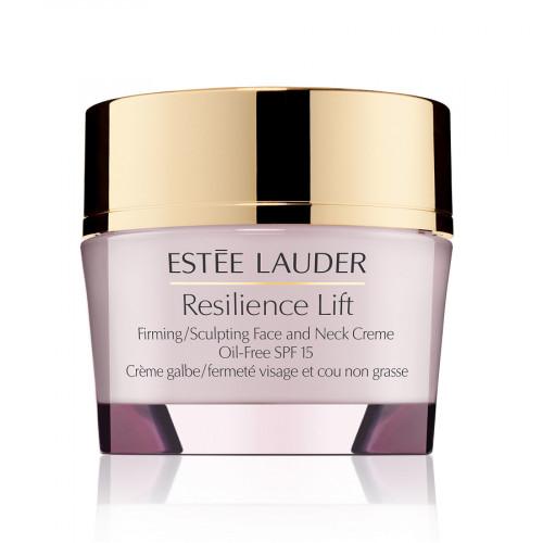 Estee Lauder Resilience Lift Face & Neck creme SPF 15 50ml  Dagcreme  Droge Huid