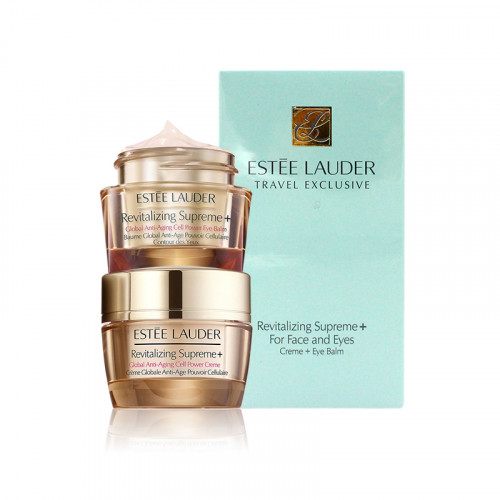 Estee Lauder Revitalizing Supreme + Power Face & Eye Set  50ml Dagcreme + 15ml  Oogcreme