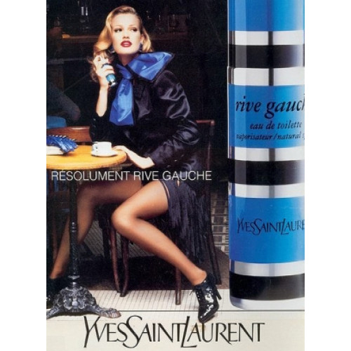 YSL Yves Saint Laurent Rive Gauche Femme 100ml eau de toilette spray
