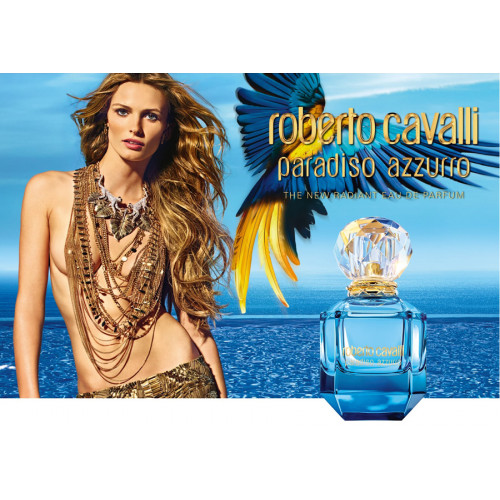 Roberto Cavalli Paradiso Azzurro 50ml Eau de Parfum Spray