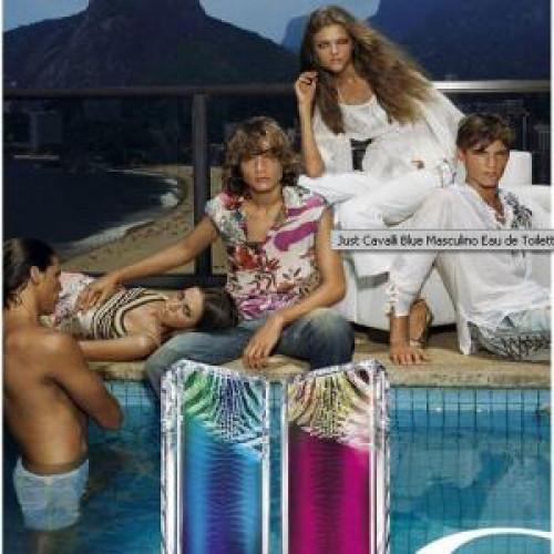 Roberto Cavalli Just Cavalli Blue for Men 60ml eau de toilette spray