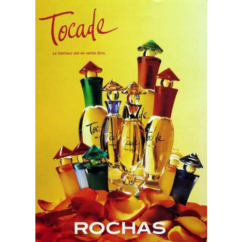 Rochas Tocade 100ml eau de toilette spray