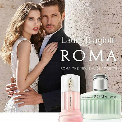 Laura Biagiotti Roma Rosa 100ml eau de toilette spray