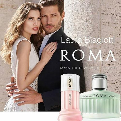 Laura Biagiotti Roma Rosa 50ml eau de toilette spray