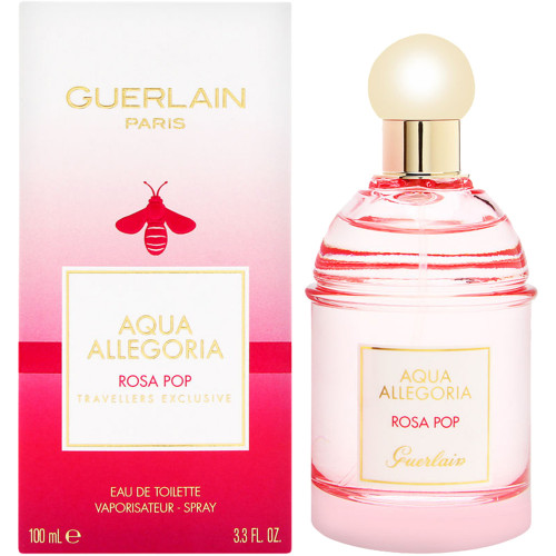 Guerlain Aqua Allegoria Rosa Pop 100ml eau de toilette spray