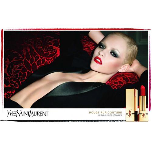 Yves Saint Laurent YSL Rouge Pur Couture Lipstick 72 Rouge Vinyle