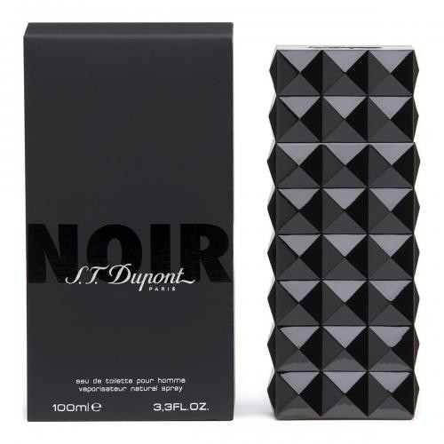 S.T. Dupont Noir 100ml eau de toilette spray