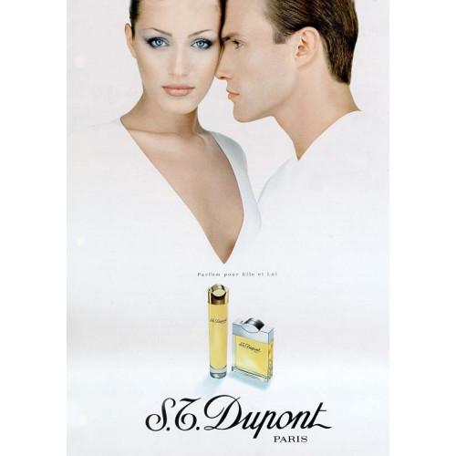 S.T. Dupont Dupont pour Homme 100ml eau de toilette spray