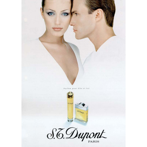 S.T. Dupont Dupont pour Homme 50ml eau de toilette spray