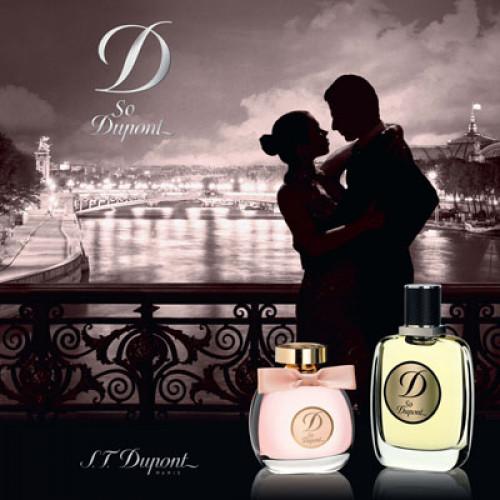 S.T. Dupont So Dupont pour Femme 50ml eau de parfum spray