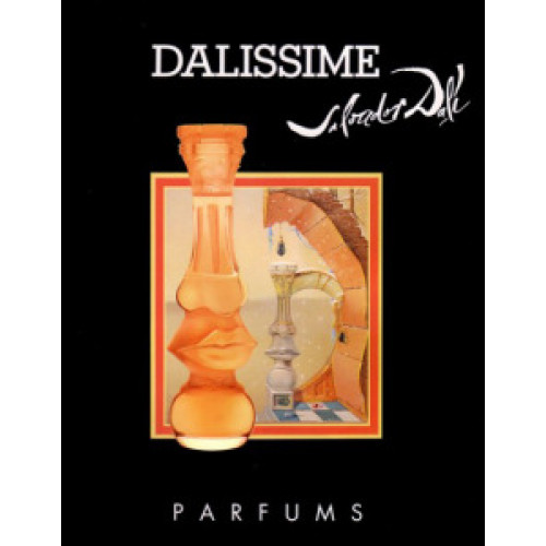 Salvador Dali Dalissime 100ml eau de toilette spray