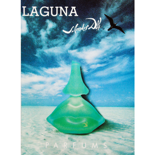 Salvador Dali Laguna 50ml eau de toilette spray