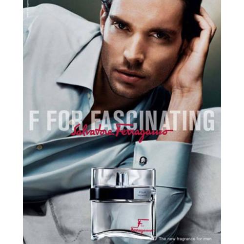 Salvatore Ferragamo F by Ferragamo pour Homme 50ml eau de toilette spray