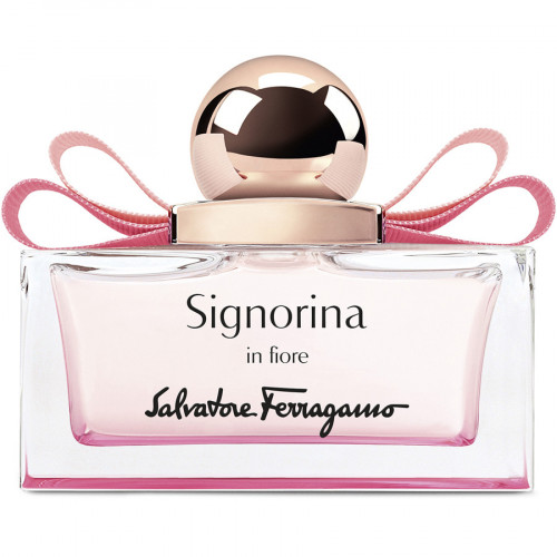 Salvatore Ferragamo Signorina In Fiore 50ml Eau De Toilette Spray