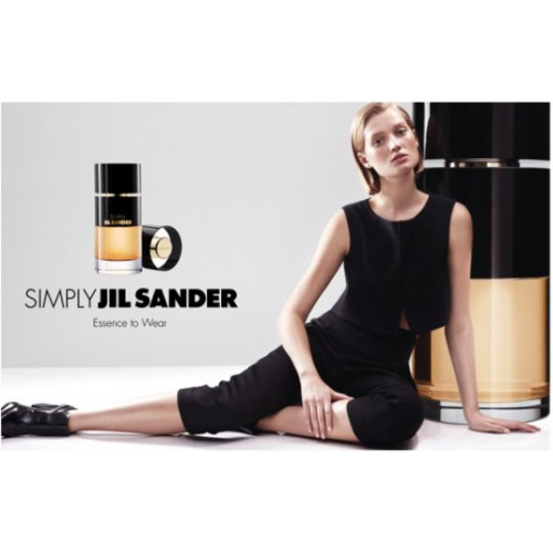 Jil Sander Simply Jil Sander 40ml Eau de Parfum