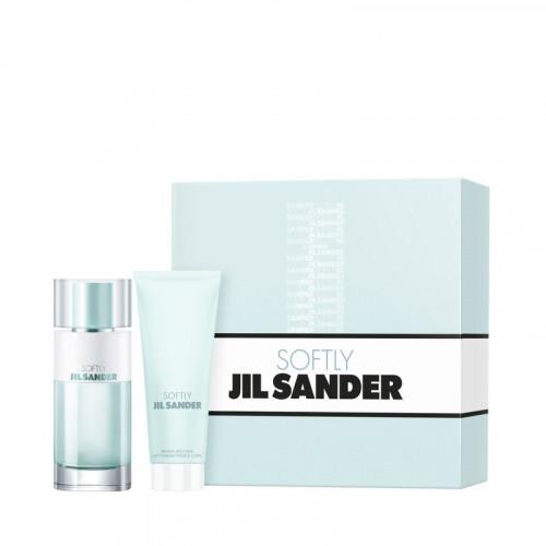 Jil Sander Softly Set 80ml eau de toilette spray + 75ml Bodylotion
