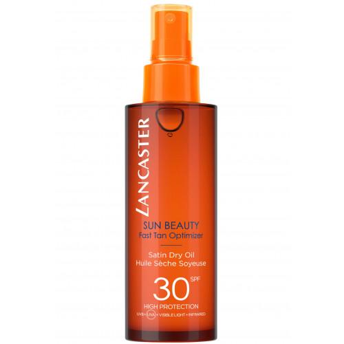 Lancaster Sun Beauty Satin Dry Oil Fast Tan Optimizer SPF30 150ml