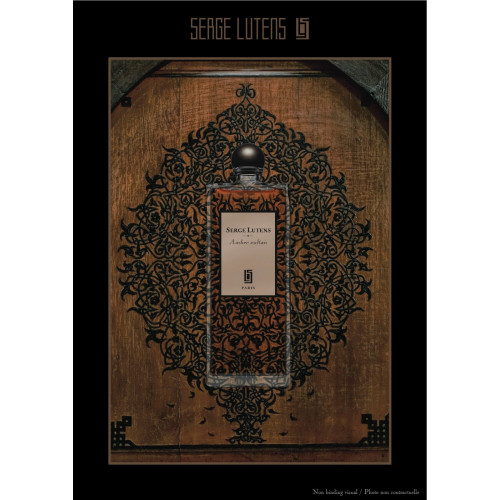 Serge Lutens Ambre Sultan 50ml Eau De Parfum Spray
