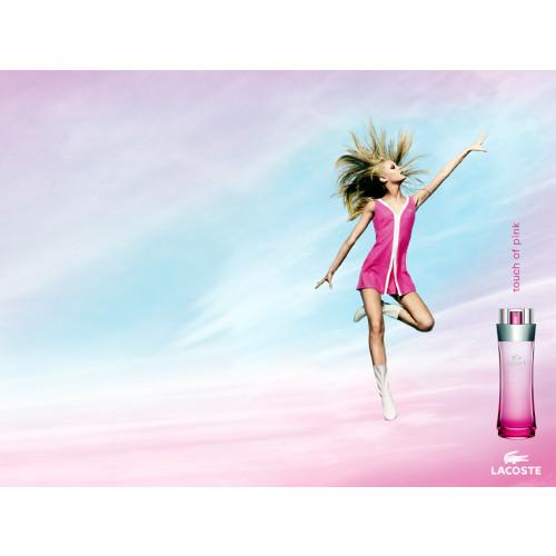 Lacoste Touch of Pink 90ml eau de toilette spray