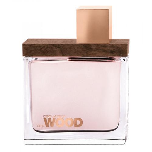 Dsquared2 She Wood 100ml eau de parfum spray