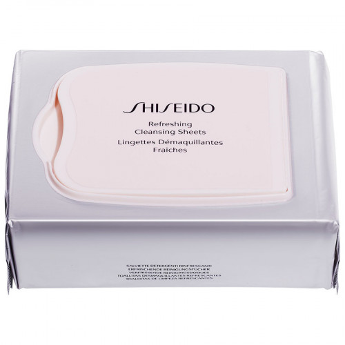 Shiseido Daily Essentials Refreshing Cleansing Sheets 30 Stk.